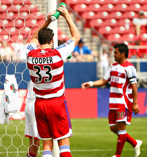 Kenny Cooper #33
