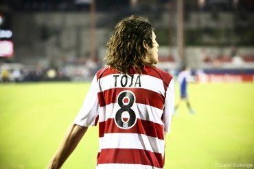 Juan Toja #8