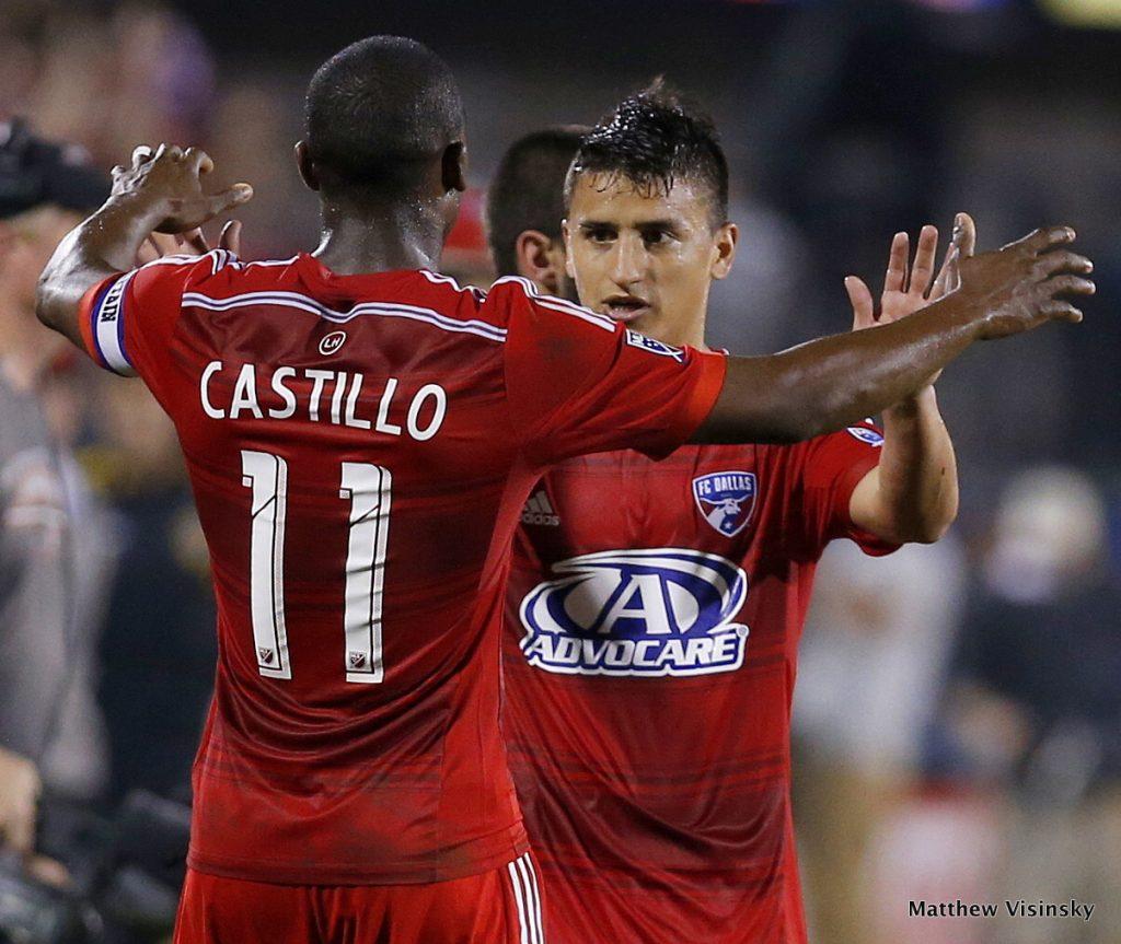 Fabian Castillo 11