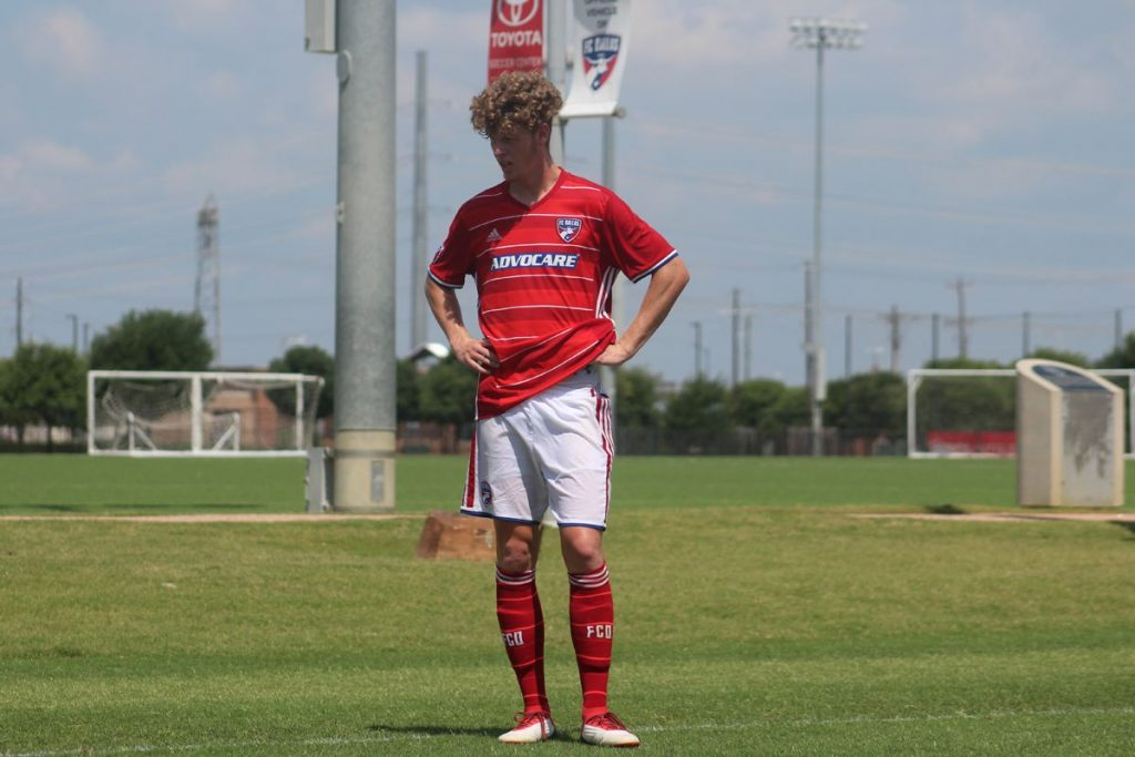 Chris Cappis, FCD U19