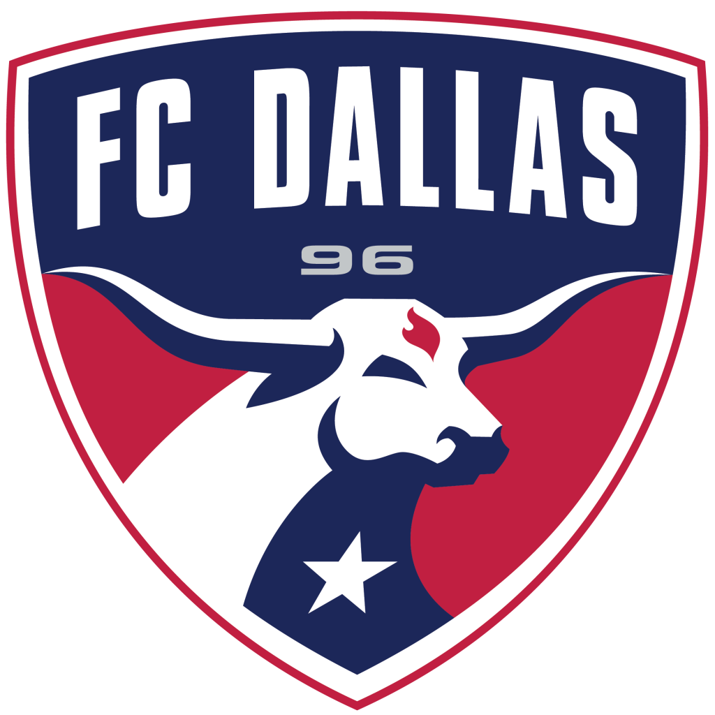 The FC Dallas logo