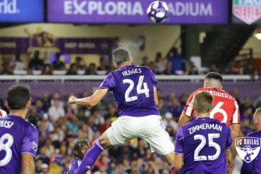 24 Matt Hedges MLS All-Star