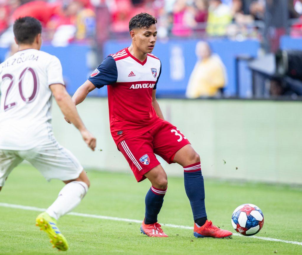 SOCCER: MAR 23 MLS - Colorado at FC Dallas