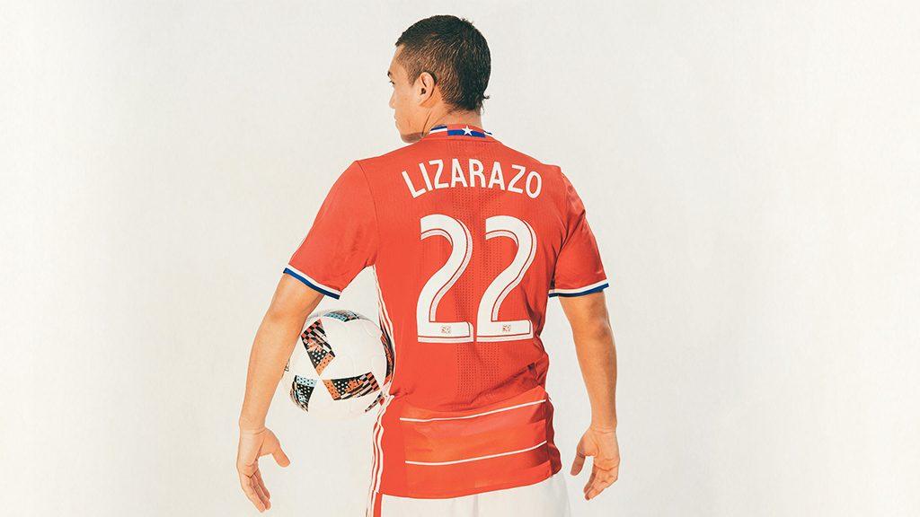 Carlos Lizarazo 22