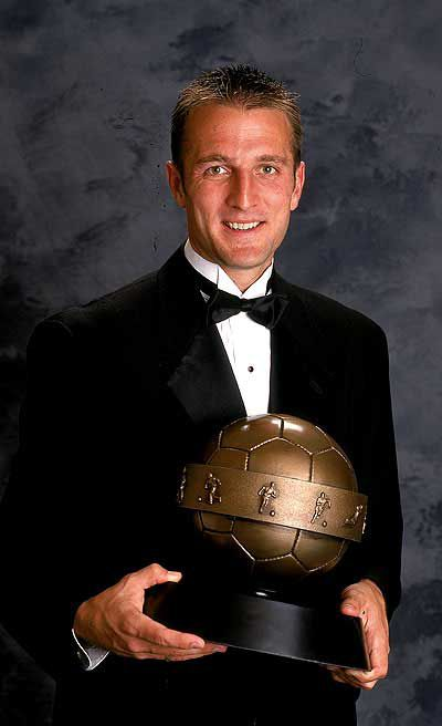 Jason Kreis 1999 MLS MVP.