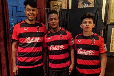 Denton Diablos kit launch