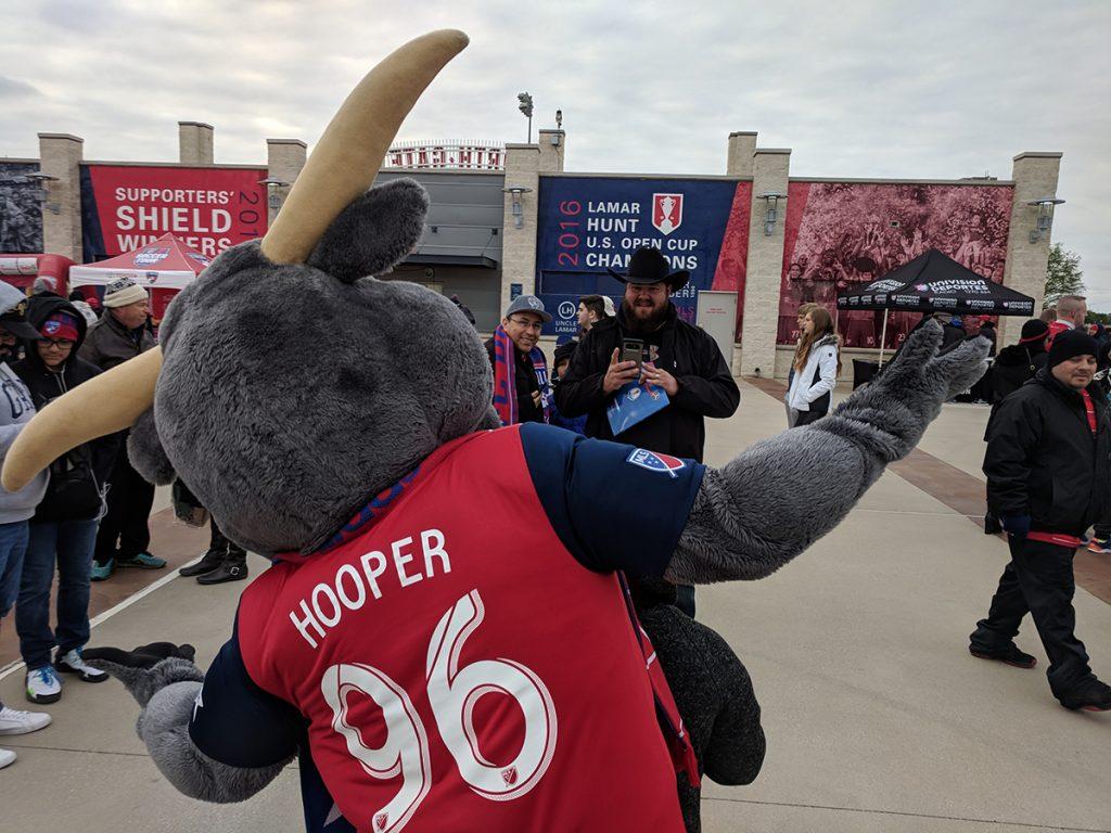 Tex Hooper 96