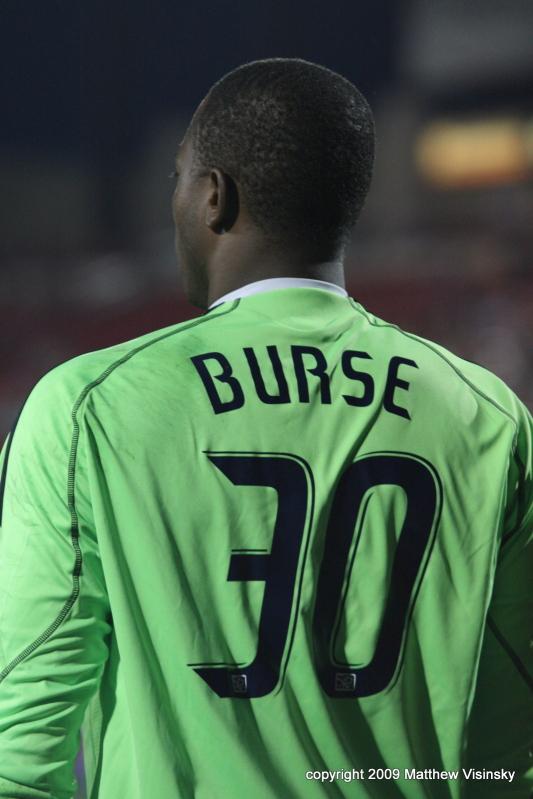 Ray Burse #30