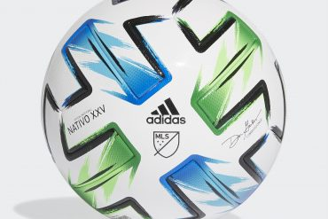 2020 MLS Game Ball