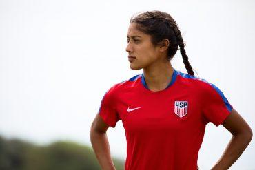 Samantha Meza USA