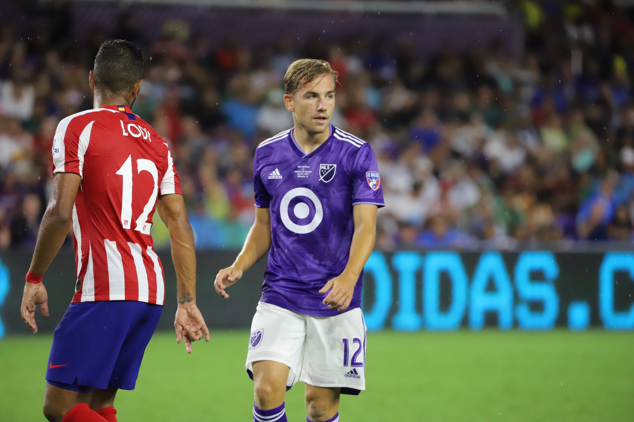 Paxton Pomykal 2019 MLS All-Star Game