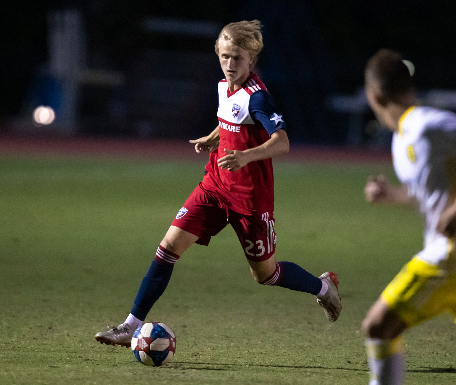 Thomas Roberts vs New Mexico United in the US Open Cup.