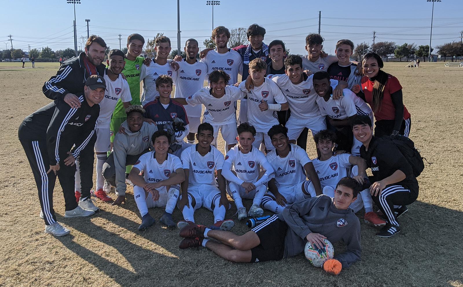 FCD U19s vs Atlanta United