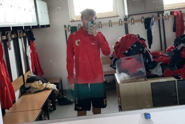 Roberts at FC Augsburg