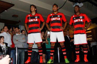 Flamengo 2013-14 kit