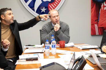 FCD 2020 Draft Room