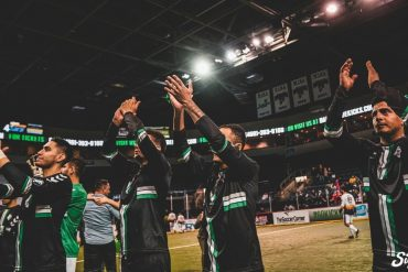 Dallas Sidekicks black