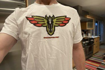 25th t-shirt