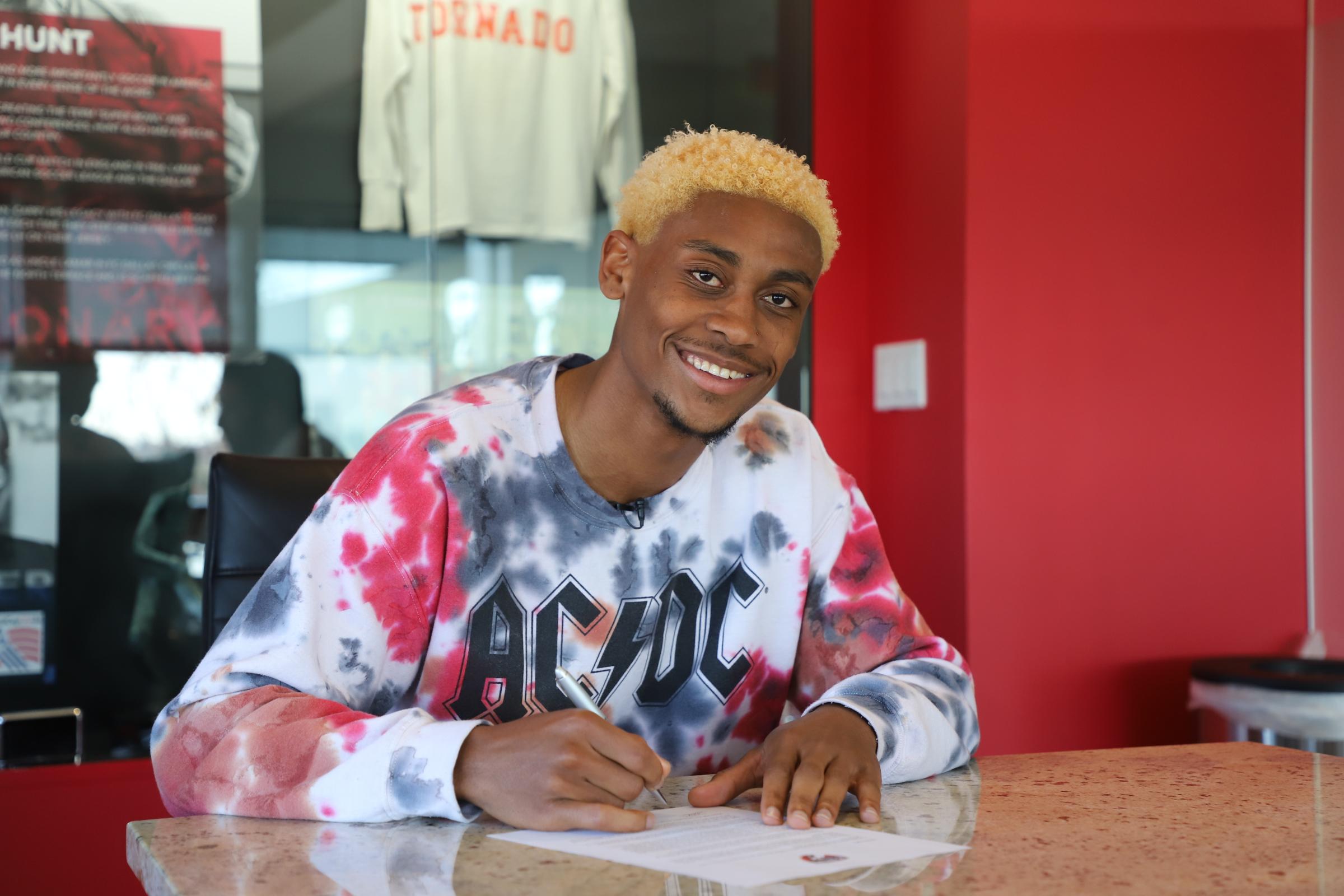 FC Dallas signs Nkosi Burgess - 3rd Degree