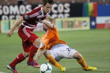 MLS: JUNE 12 Dynamo at FC Dallas