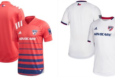 FC Dallas jerseys 2020.