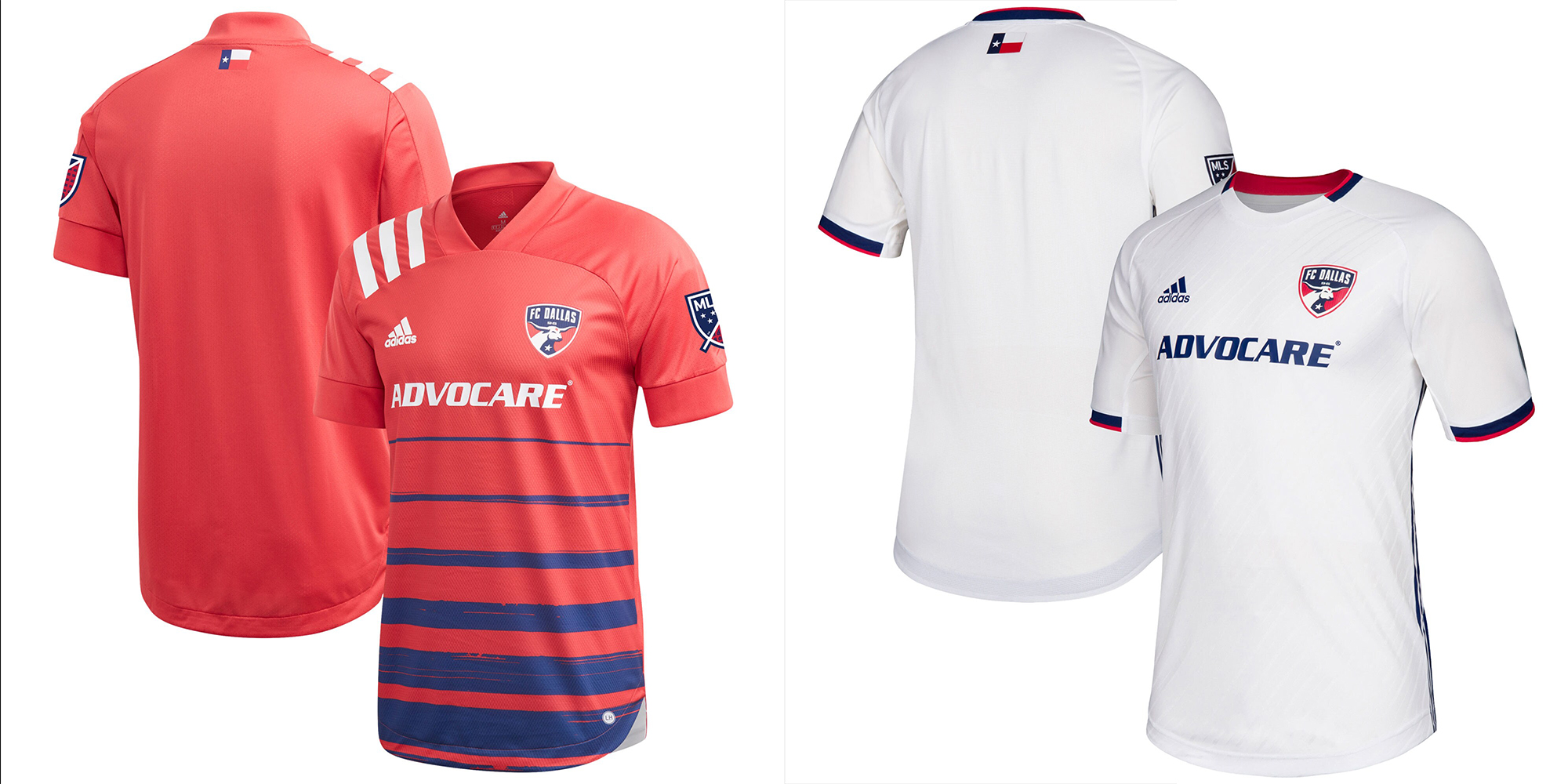 FC Dallas jerseys 2020.