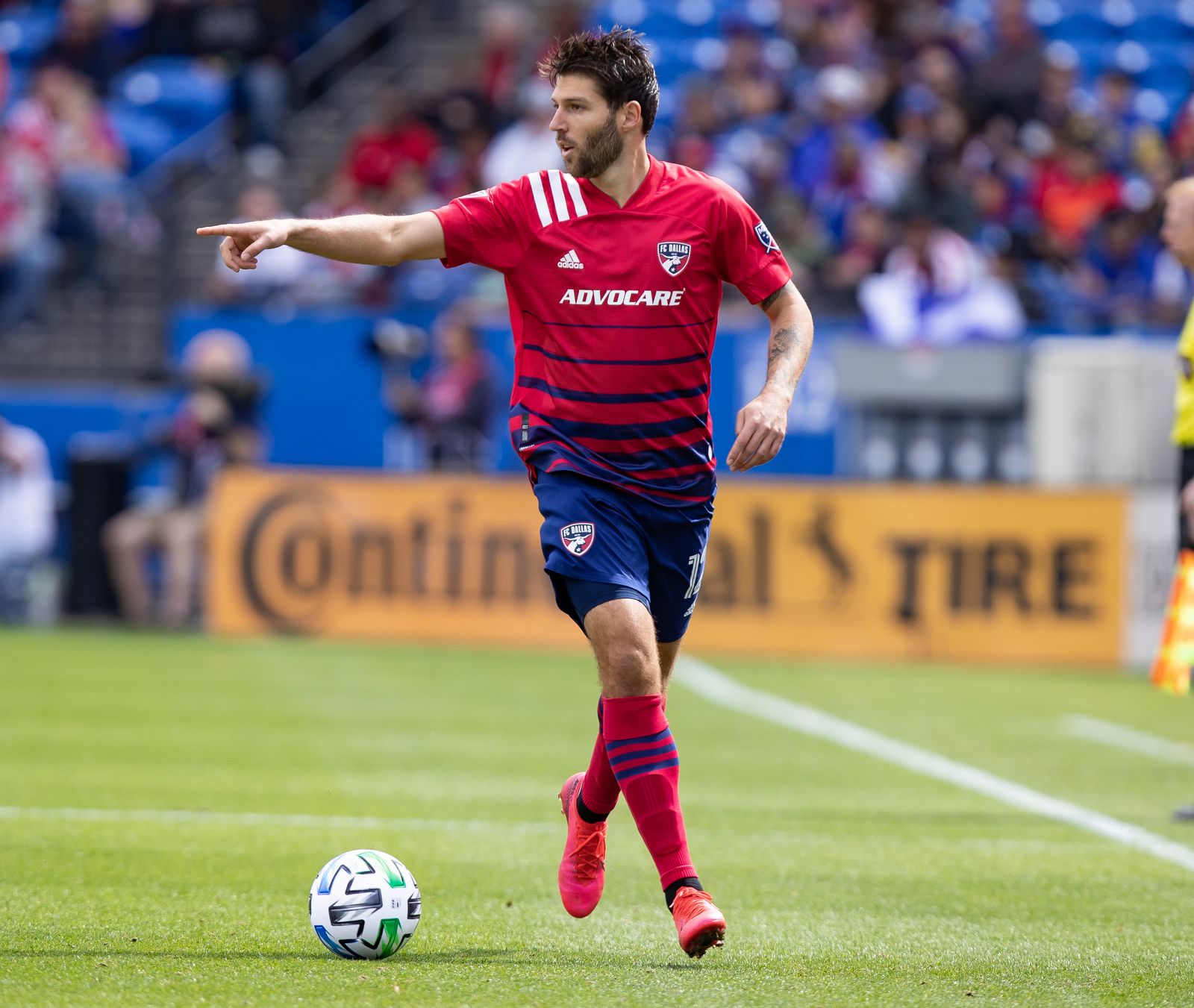 Hollingshead: MARCH 07 MLS - Montreal at FC Dallas
