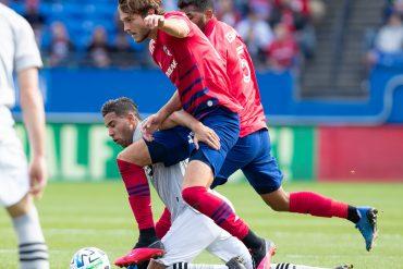 Tessmann: MARCH 07 MLS - Montreal at FC Dallas