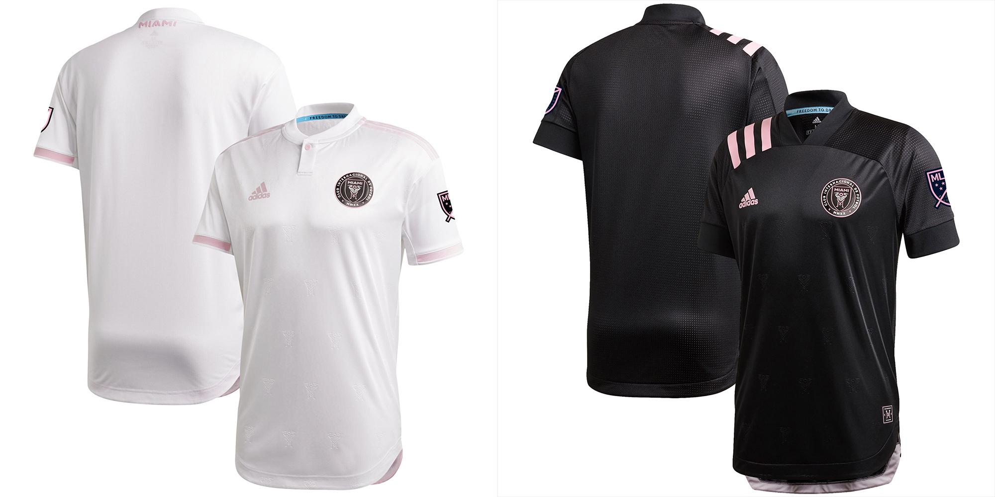Inter Miami jerseys 2020