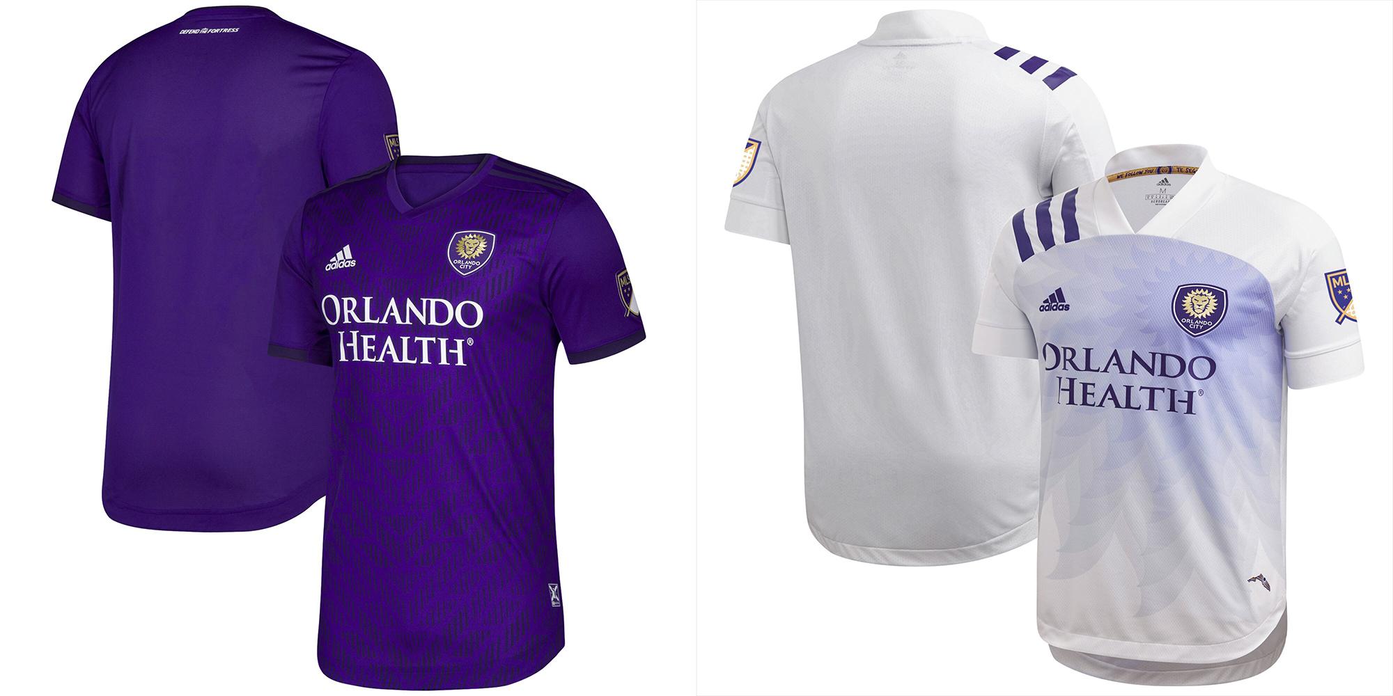 Orlando City jerseys 2020.