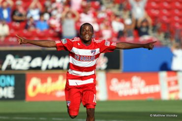 Chavez MLS: JULY 31 Chivas USA at FC Dallas