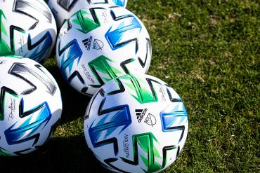 2020 Soccer Balls MLS
