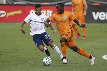 MLS: FC Dallas at Houston Dynamo