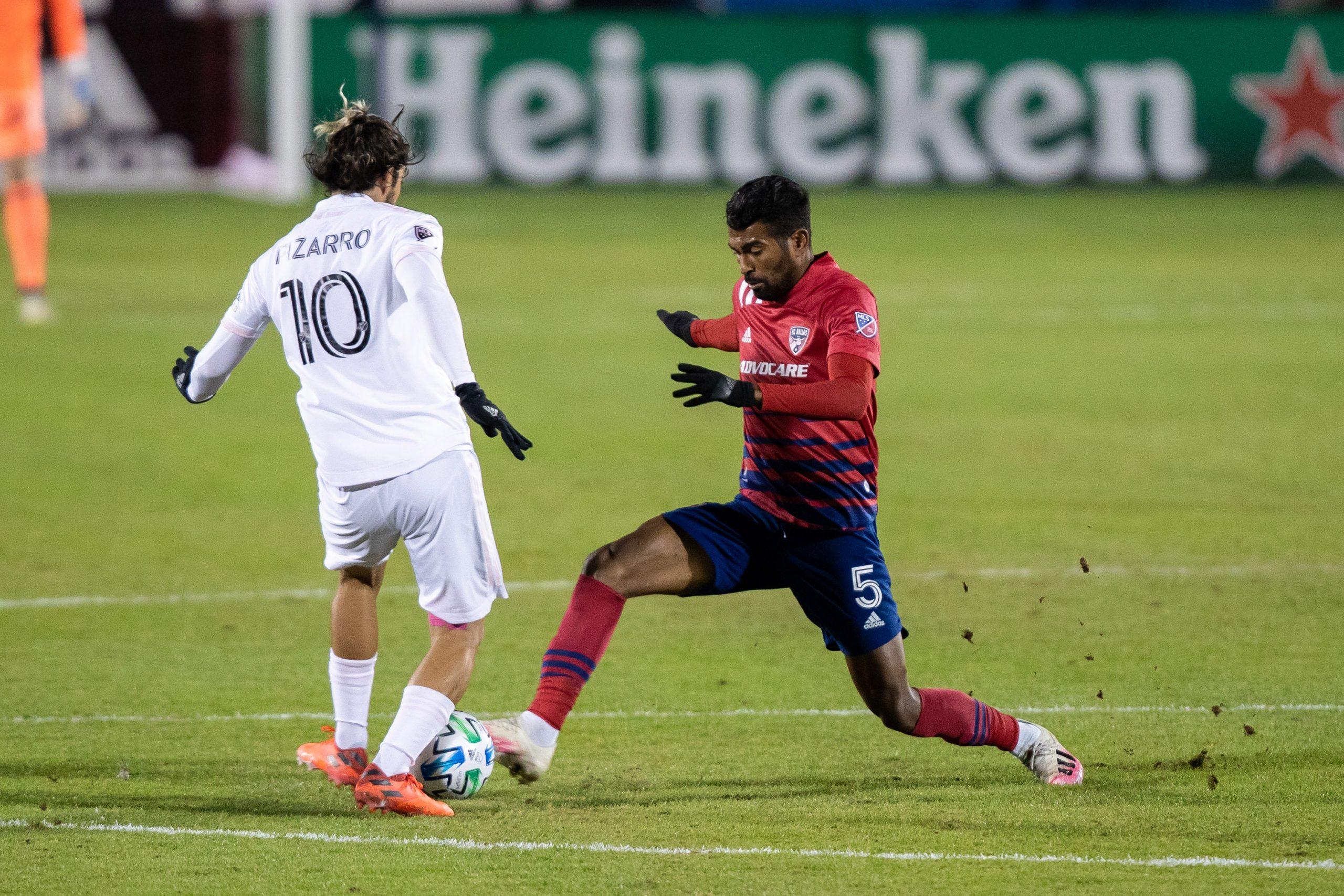 Santos FCD v Miami 10-28-20