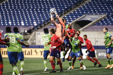 Seattle Sounders FCD 2020 playoffs