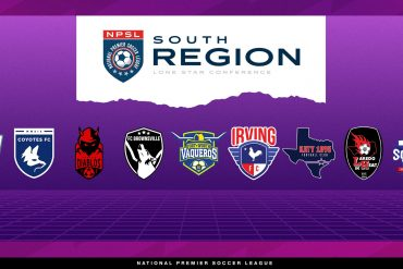NPSL South Lone Star Conference 2021.