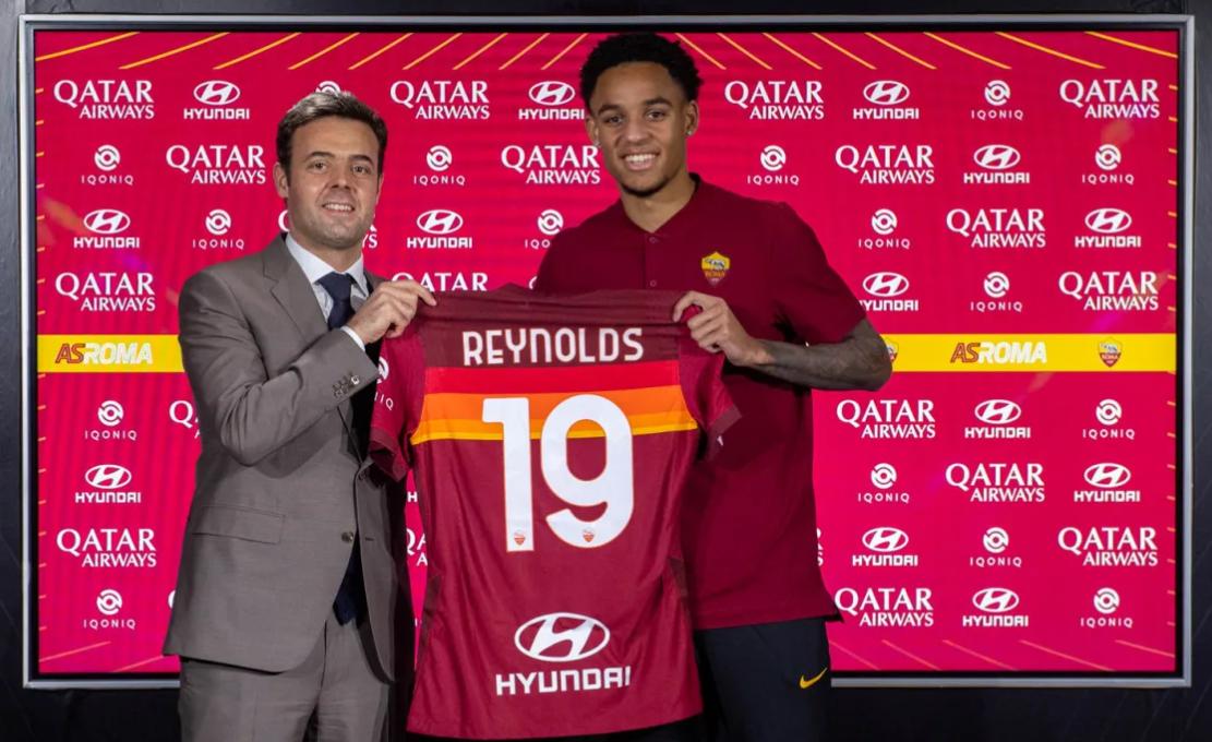 Reynolds roma 19