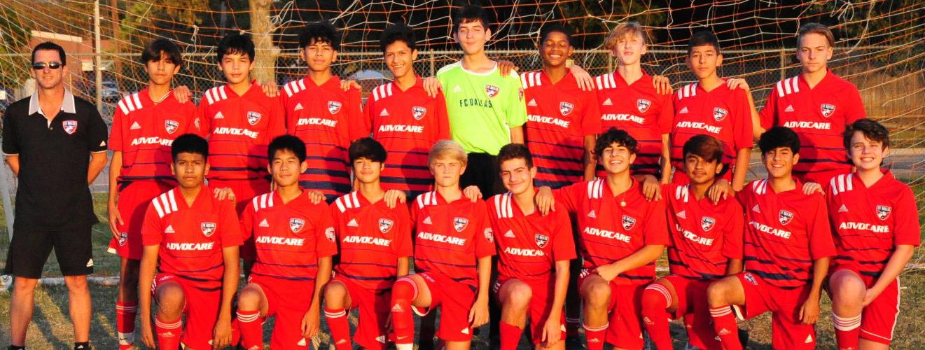 06B Central Red FC Dallas