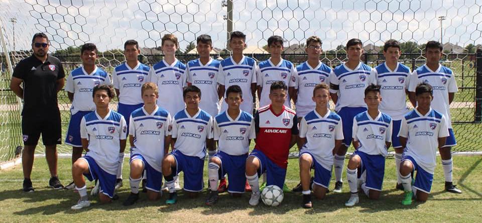 FC DALLAS ETX 03B MEDINA TEAM