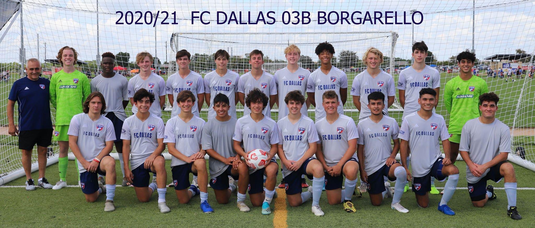 FCD 03 boys
