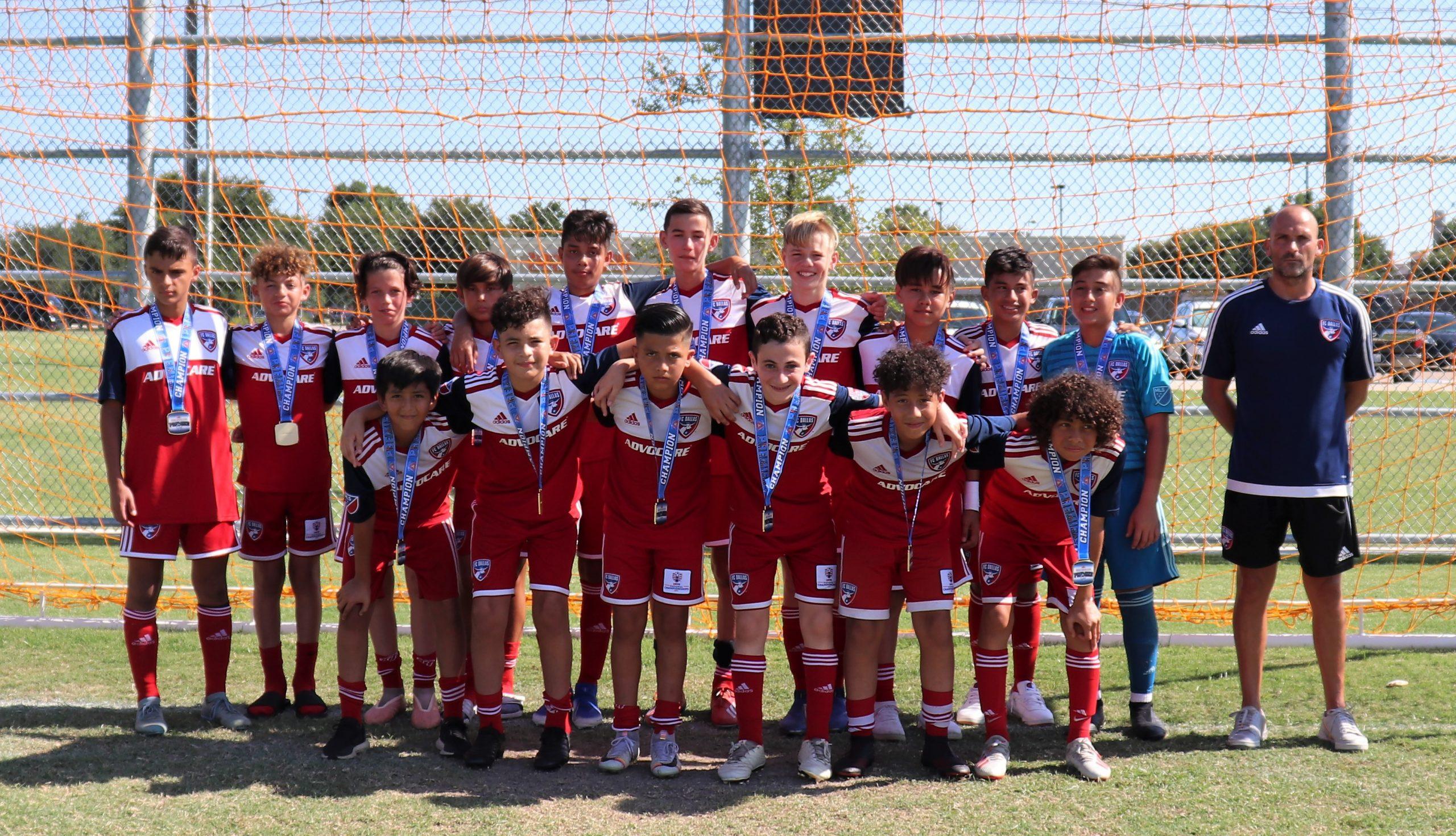 FC Dallas 06 Premier
