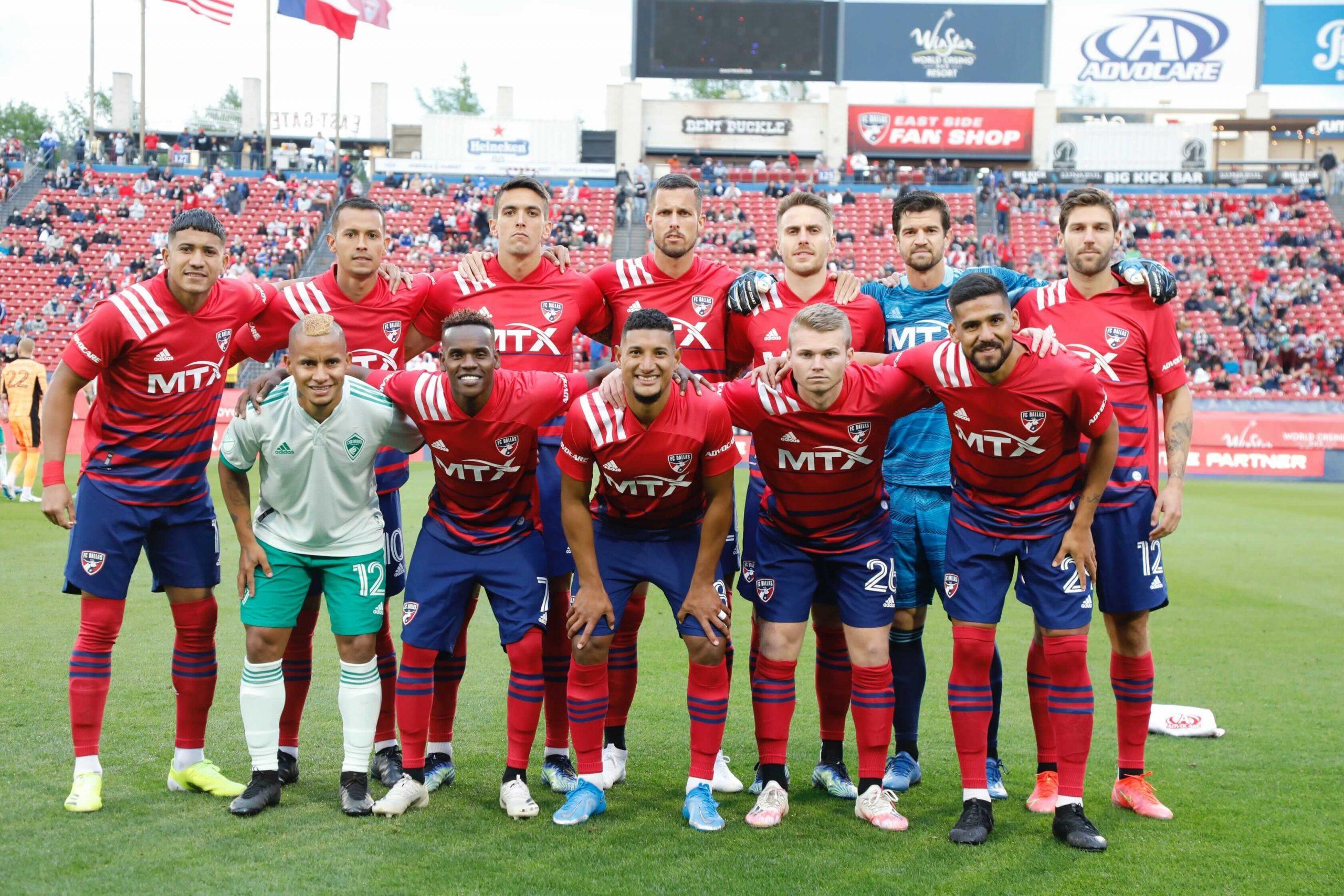 Barrios in FCD XI photos