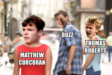 Buzz Roberts Corcoran