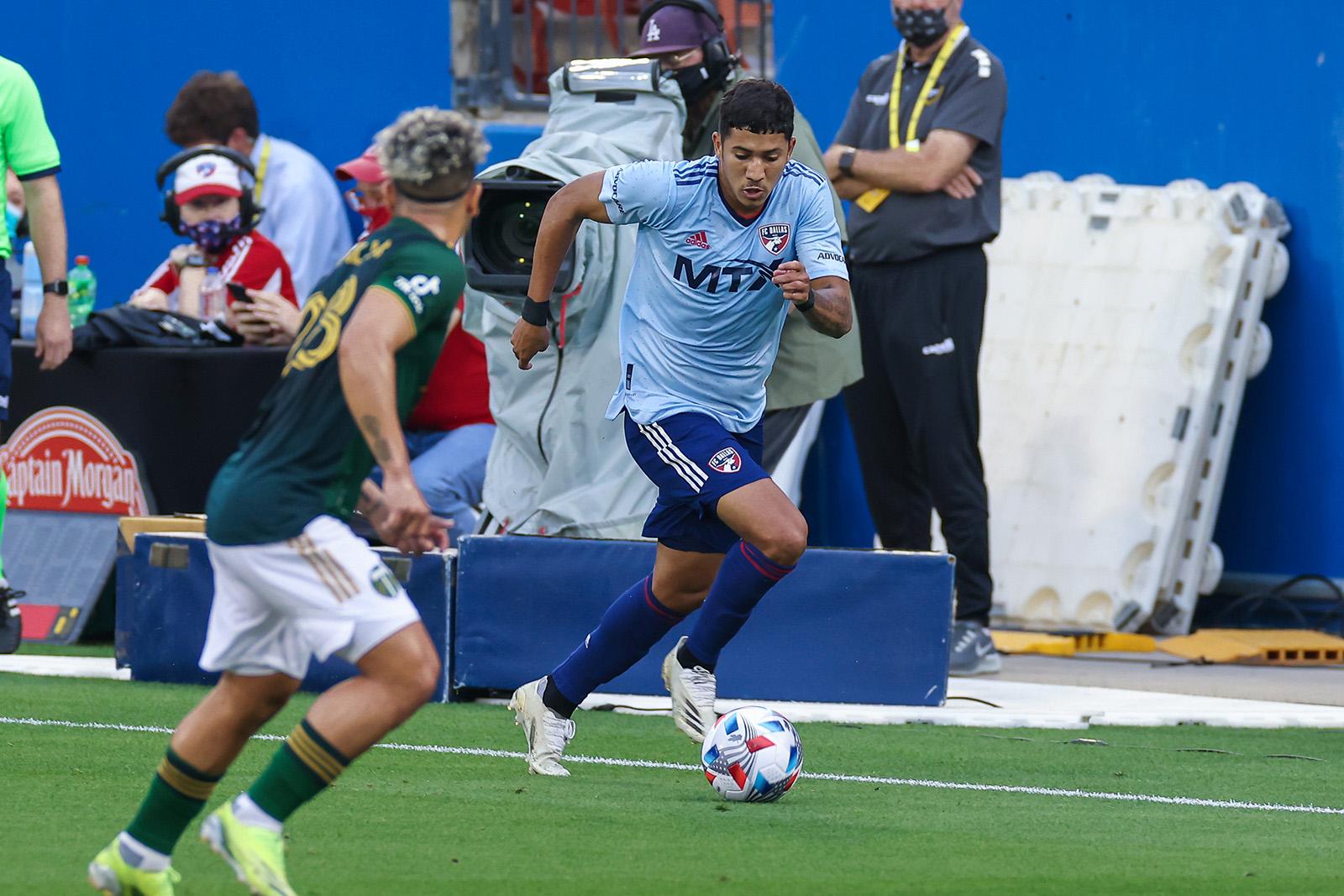 Vargas FCD v Portland 5-1-21 277